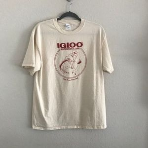 Unique Igloo Products Texas western graphic shirt